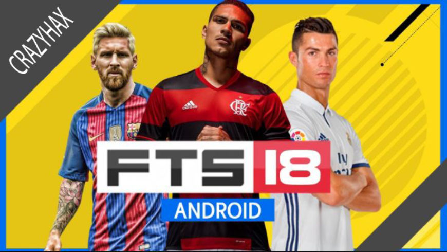Download First Touch Soccer 2018 (FTS 18) Apk with Data and Installation