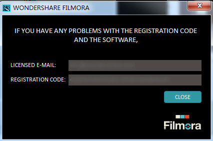 how to get free registration code for wondershare filmora