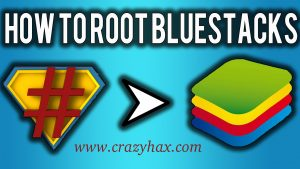 bluestack-root