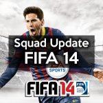 fifa 14 squad update