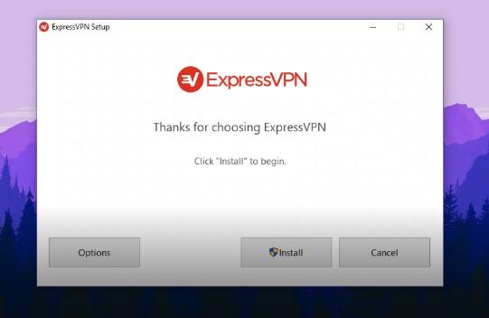 EXPRESS VPN INSTALL